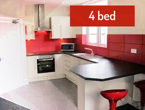 Student Lettings - 4 Bed House