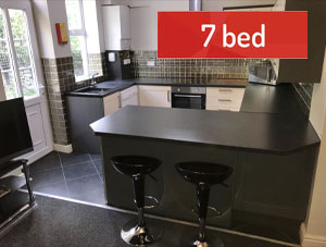 Student Lettings - 7 Bed House