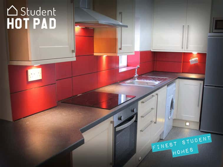 Sheffield Student Accommodation - House 1