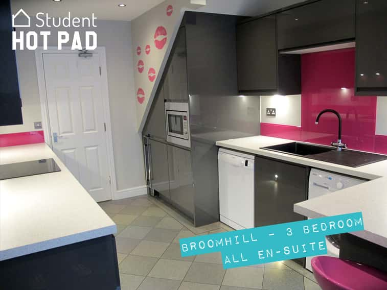 Sheffield Student Housing - House 2