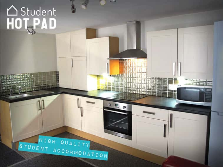 Sheffield Student Housing - House 3