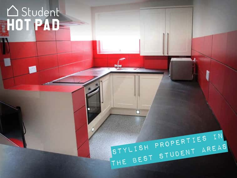 Sheffield Student Accommodation - House 4