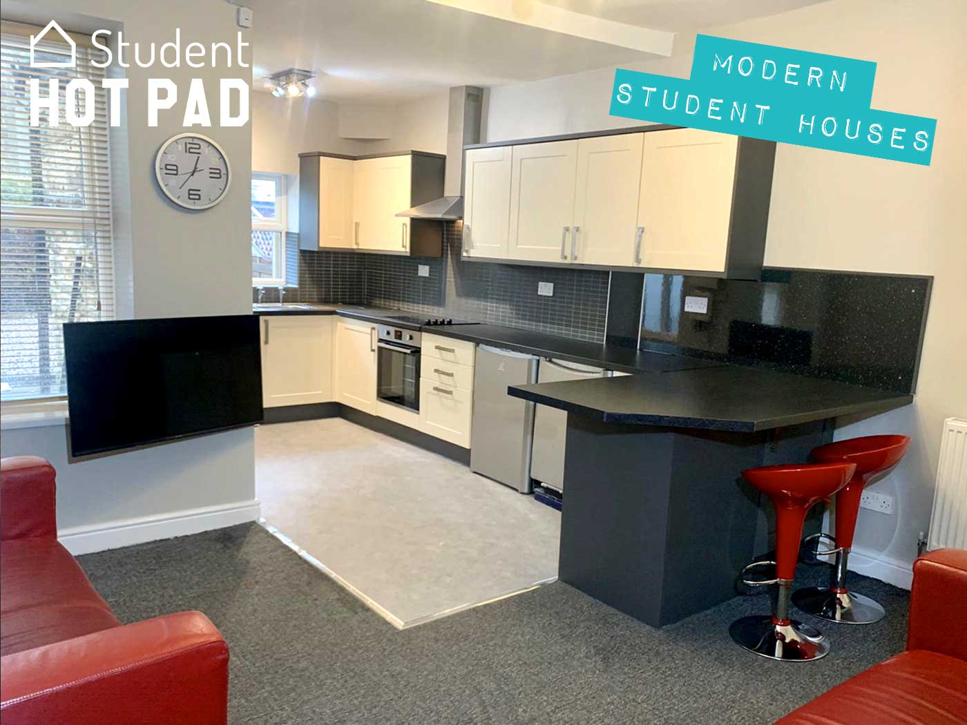 Sheffield Student Accommodation - House 5
