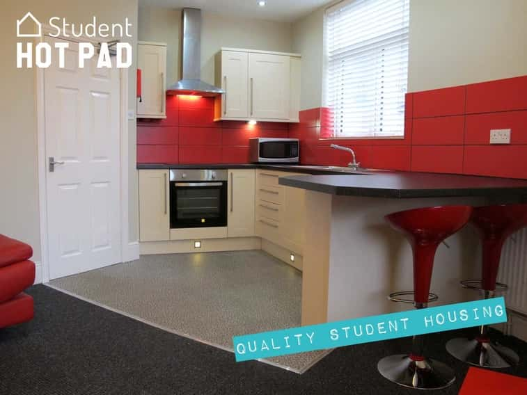 Sheffield Student Accommodation - House 6